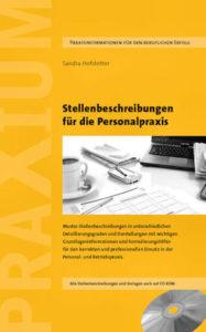 Stellenbeschreibungen für das Handbuch zum Personalmanagement