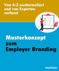 Musterkonzept Employer Branding